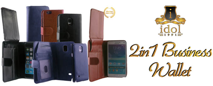 2in1 BUSINESS WALLET